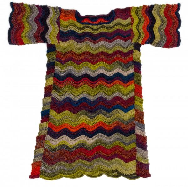 Kleid Ocean Swells by SCHOPPEL DESIGN