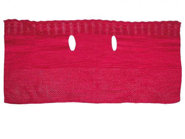 Cape Zora in Red by SCHOPPEL DESIGN