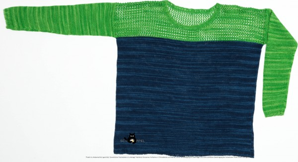 Leinenpulli Oversize by SCHOPPEL DESIGN