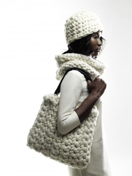 Häkelmütze White Cloud by SCHOPPEL DESIGN