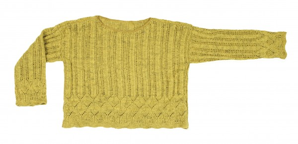Pullover Sinapis by SCHOPPEL DESIGN