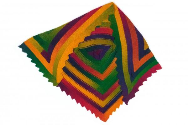 Dreiecktuch Kunterbunt by SCHOPPEL DESIGN