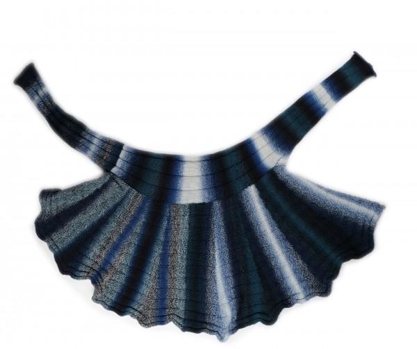 Jacke Pause in Blau by SCHOPPEL DESIGN