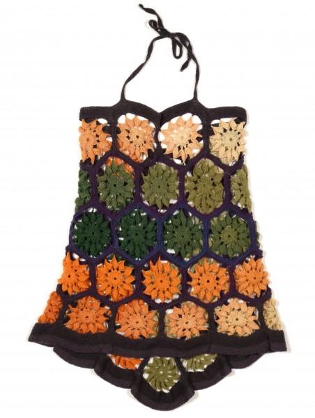 Kleid Hexagon Motiv by SCHOPPEL DESIGN